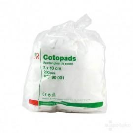 Coton COTOPAD 5x5 sachet de 500 pièces
